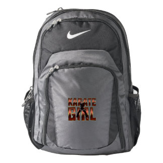 TOP Karate Girl Backpack