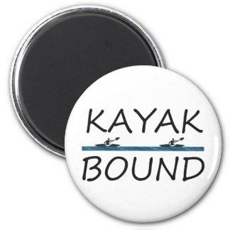 TOP Kayak Bound 6 Cm Round Magnet
