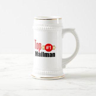 Top Mailman Coffee Mug