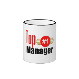 Top Manager Coffee Mugs