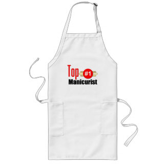 Top Manicurist Long Apron
