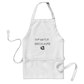 Top notch bricklayer standard apron