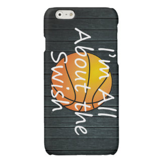 TOP Nothing But Swish iPhone 6 Plus Case