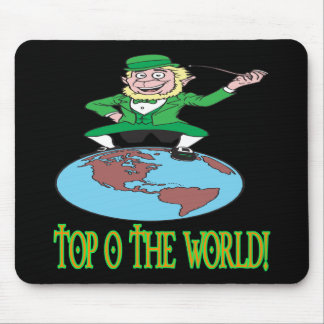 Top O The World Mouse Pad