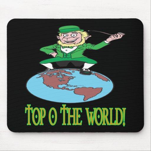 Top O The World Mousepad