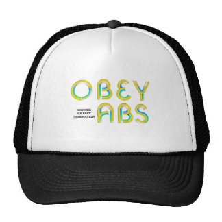 TOP Obey Abs Cap