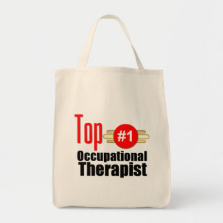 Top Occupational Therapist Tote Bag