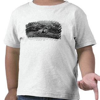 Top of rue Champlain Paris 1858-78 Shirts