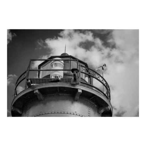 Top of the Lighthouse Poster