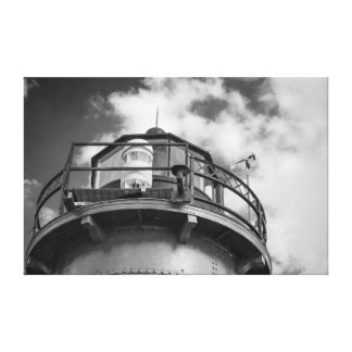 Top of the Lighthouse Stretched Canvas Prints
