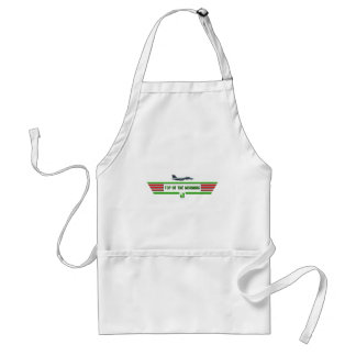 Top of the Morning Logo Standard Apron