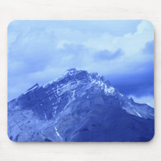 Top of the Mountain Mouse Mat