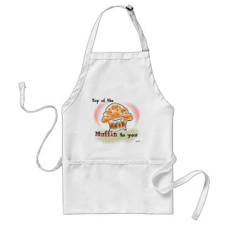 Top of the Muffin Standard Apron