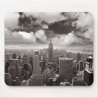 top of the rock on a mousepad