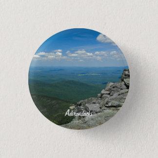 Top of Whiteface Mountain, Adirondacks, NY 3 Cm Round Badge