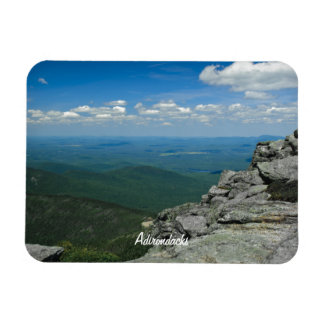 Top of Whiteface Mountain, Adirondacks, NY Rectangular Photo Magnet