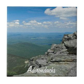 Top of Whiteface Mountain, Adirondacks, NY Tile