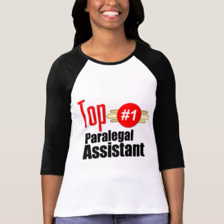 Top Paralegal Assistant Shirts