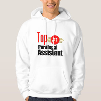 Top Paralegal Assistant Sweatshirt
