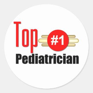 Top Pediatrician Stickers