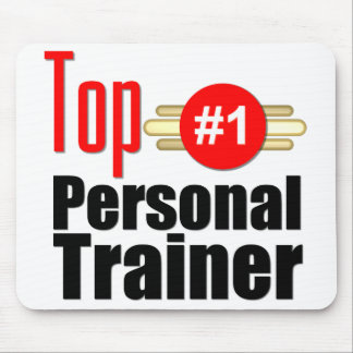 Top Personal Trainer Mouse Mat