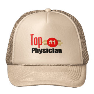 Top Physician Mesh Hats