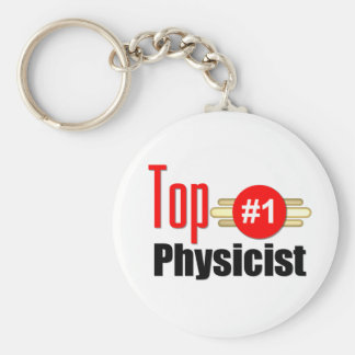 Top Physicist Key Chain