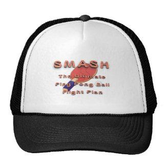 TOP Ping Pong Slogan Trucker Hats