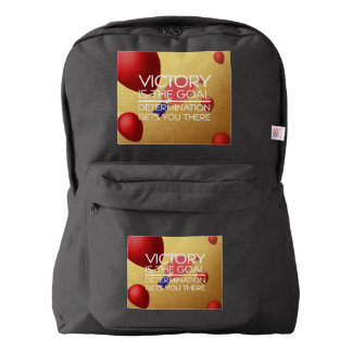 TOP Ping Pong Victory Backpack