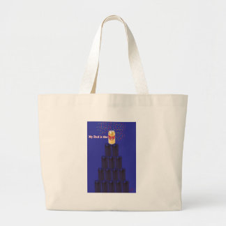 Top Pop for Father's Day Tote Bag