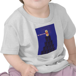 Top Pop for Father's Day T-shirt