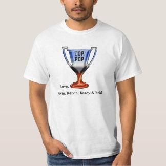 Top Pop Trophy Top - Personalized