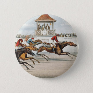 TOP Race to Victory 6 Cm Round Badge