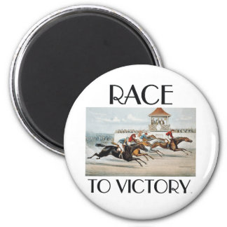 TOP Race to Victory Magnet