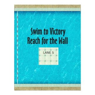 TOP Reach for the Wall 21.5 Cm X 28 Cm Flyer