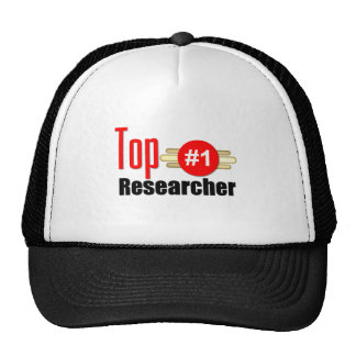 Top Researcher Cap