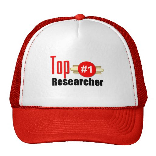 Top Researcher Hat