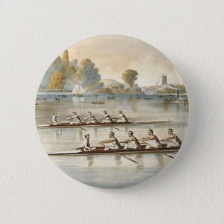 TOP Rowing 6 Cm Round Badge