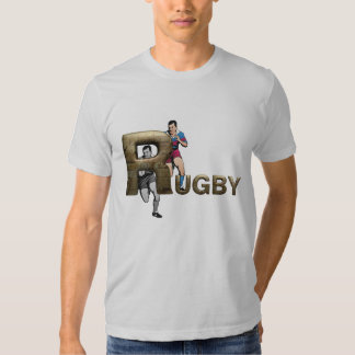 TOP Rugby T-shirts