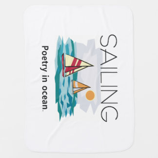 TOP Sail Poetry Buggy Blankets