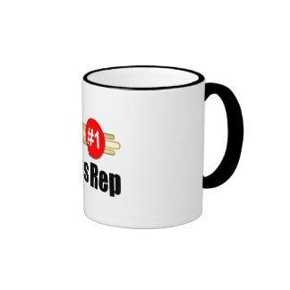 Top Sales Rep Coffee Mug
