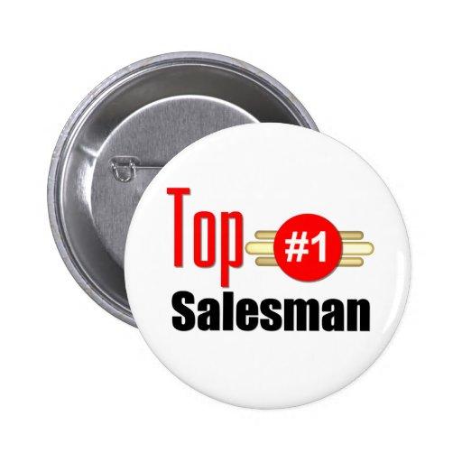 Top Salesman Buttons