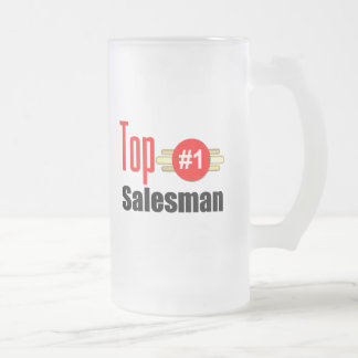 Top Salesman Mug