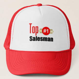 Top Salesman Trucker Hat