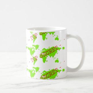Top Secret Coffee Mug