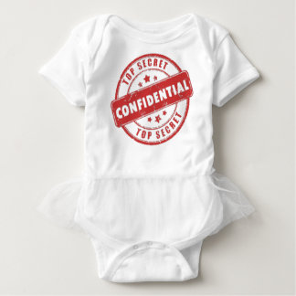 Top Secret Confidential Baby Apparel