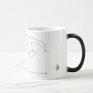 Top Secret Heat Sensitive Cup Morphing Mug