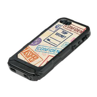 Top Secret - Keep Out Incipio ATLAS ID™ iPhone 5 Case