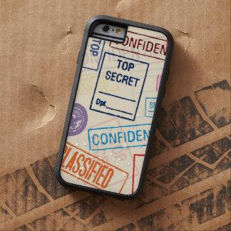Top Secret - Keep Out Tough Xtreme iPhone 6 Case
