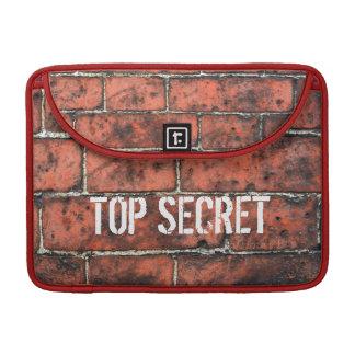 Top Secret Macbook Pro Case MacBook Pro Sleeves